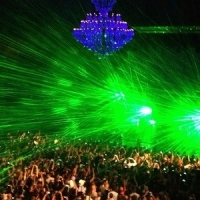 pet shop boys electric tour green laser lights
