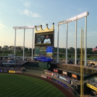 beautiful kauffman stadium kansas city missouri http kansascity