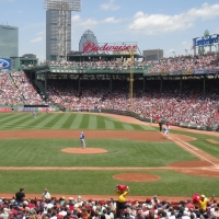 beautiful fenway park boston massachusetts
